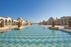 piazza pełnometrażowa woda zdjęcie royalty free