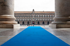 Piazza plebiscito Royalty Free Stock Image
