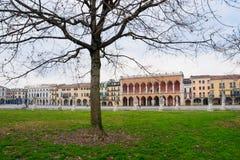 Piazza Prato della Valle, Padua Royalty Free Stock Photo