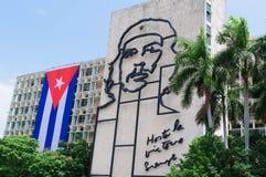 Piazza revolucion Stockbild