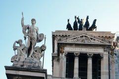 piazza Rome venezia Fotografia Royalty Free