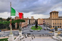 piazza Rome venezia Zdjęcie Stock