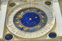 Piazza S.Marko, Venize, Italië Stock Fotografie