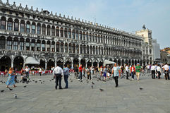 Piazza San Marco Images stock