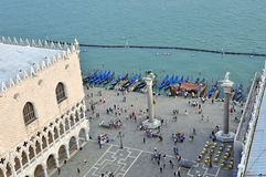 Piazza San Marco Royalty Free Stock Photo