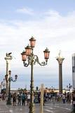 Piazza San Marco Immagini Stock