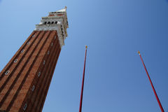 Piazza San Marco Stock Photo