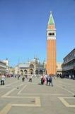 Piazza San Marco Royalty Free Stock Photos