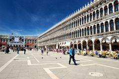 Piazza San Marco Image stock