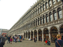 Piazza San Marco Photo libre de droits