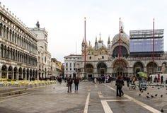 Piazza San Marco image libre de droits