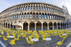 Piazza San Marco au matin Photo libre de droits
