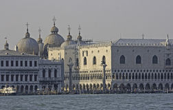 Piazza San Marco, Grand Canal, Venice Stock Image