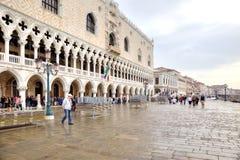 Piazza San Marco. Royalty Free Stock Photo