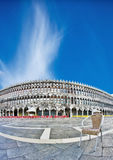 Piazza San Marco at the morning. Venice Italy Stock Images