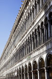 Piazza San Marco in Venetië Stock Foto