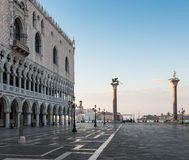 Piazza San Marco in Venetië, Italië Royalty-vrije Stock Foto