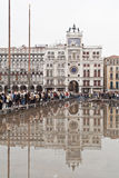 Piazza San Marco Venice Stock Images