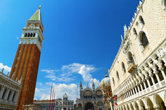 Piazza San Marco ,venice Royalty Free Stock Image
