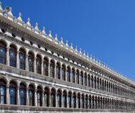 Piazza San Marco, Venice. Royalty Free Stock Images