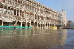 Piazza san marco - Venice Royalty Free Stock Photo