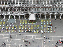 Piazza San Marco, Venice Stock Images