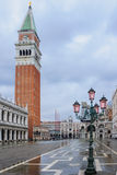 Piazza San Marco, Venice Royalty Free Stock Image