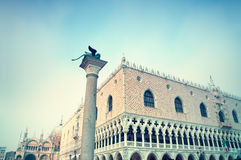 Piazza San Marco, Venice - Italy Stock Images