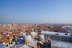 Piazza San Marco  in Venice. Italy Royalty Free Stock Image