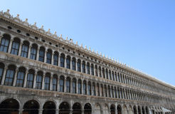 Piazza San Marco in Venice Royalty Free Stock Image
