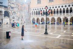 Piazza San Marco Venice, Italy Stock Photos