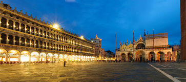 Piazza San Marco, Venice Royalty Free Stock Photos