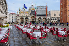 Piazza San Marco, Venice Stock Photo