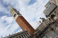 Piazza San Marco, Venice Stock Photo