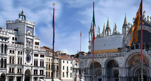 Piazza San Marco, Venice, Italy Royalty Free Stock Photography
