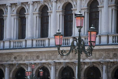 Piazza san marco in venice Stock Image
