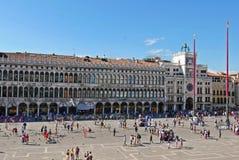 Piazza San Marco Venice royalty free stock photos