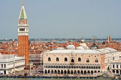Piazza San Marco Royalty Free Stock Images