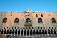 Piazza San Marcos Palace. Piazza San Marcos in Venice, Italy with its famous palace Stock Photography