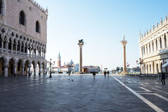 Piazza San Marko, Venice Royalty Free Stock Photos