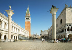 Piazza San Marko, Venice Stock Photo