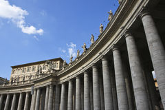 Piazza San Pietro Stock Photography