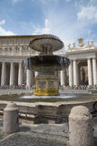 Piazza San Pietro - Rome Royalty Free Stock Photography