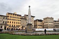 Piazza Santa Maria nowele Fotografia Stock