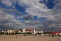 Piazza Tiananmen Immagini Stock