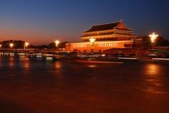 Piazza Tiananmen Fotografia Stock Libera da Diritti