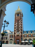 Piazza tower in Batumi Royalty Free Stock Photos