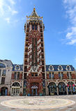 Piazza tower in Batumi Royalty Free Stock Photography