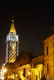 Piazza tower in Batumi Stock Images