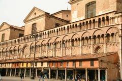 Piazza Trento e Trieste fotografia stock